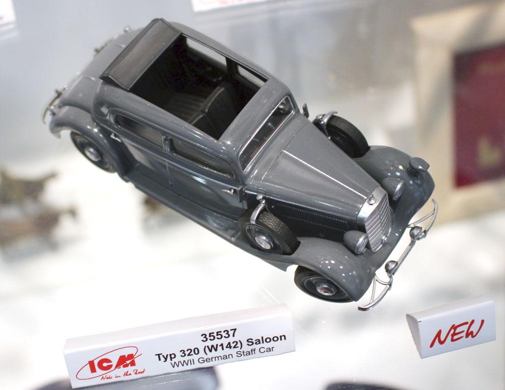 Mercedes Typ    Icm