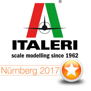 Internationale Spielwarenmesse Nürnberg 2017: Italeri