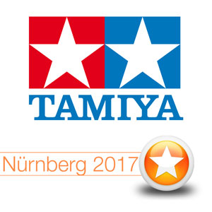 Internationale Spielwarenmesse Nürnberg 2017: Tamiya